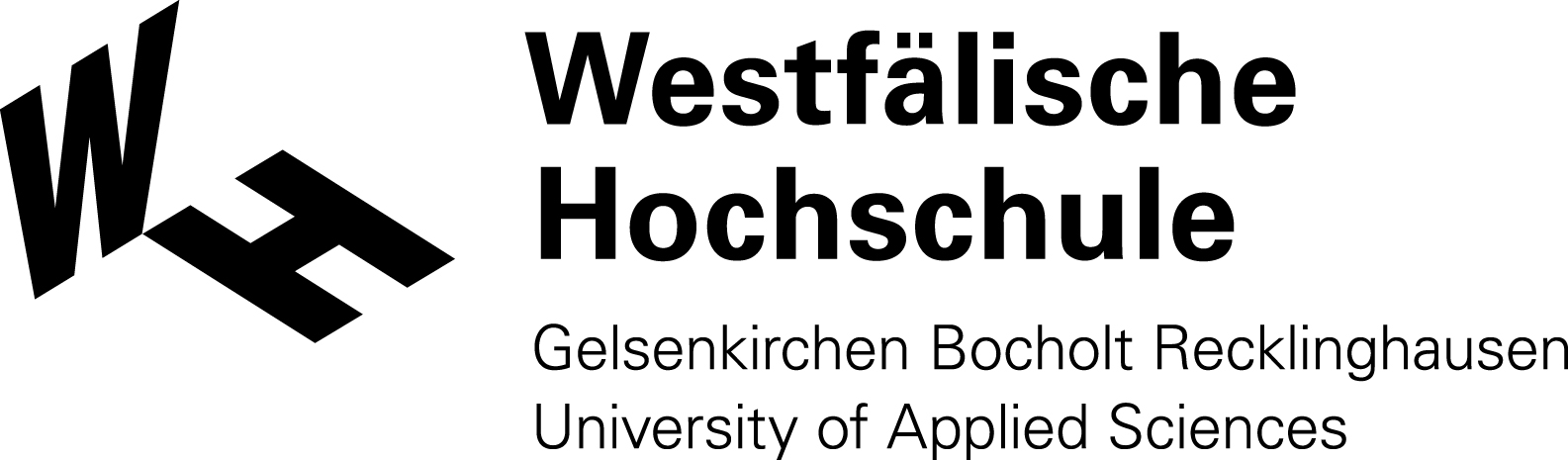 Logo Westfälische Hochschule University of Applied Siences