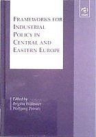 Abbildung Frameworks for industrial policy in Central and Eastern Europe