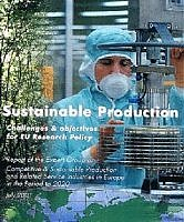 Abbildung Sustainable production: challenges and objectives for EU research policy
